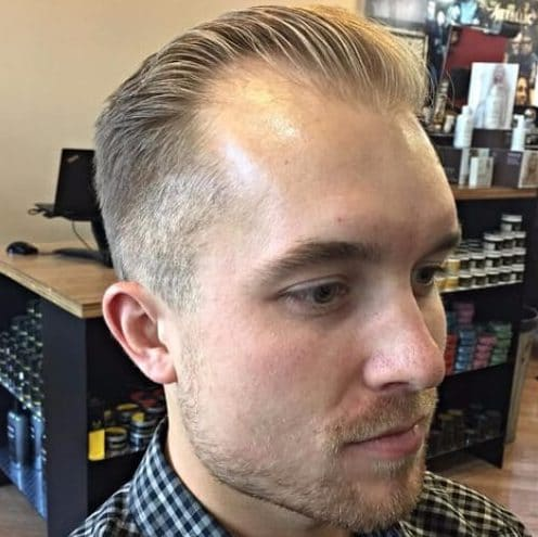 50 Hairstyles for Men with Receding Hairlines | MenHairstylist.com