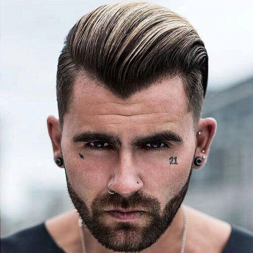 50 Hairstyles For Men With Receding Hairlines Menhairstylist