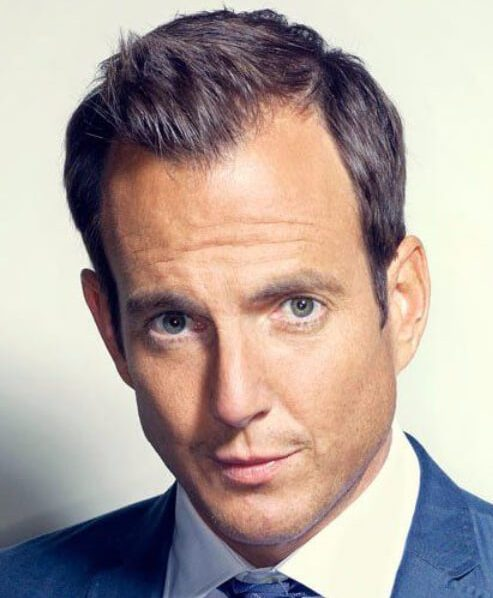 will arnett hairstyles for men with receding hairlines