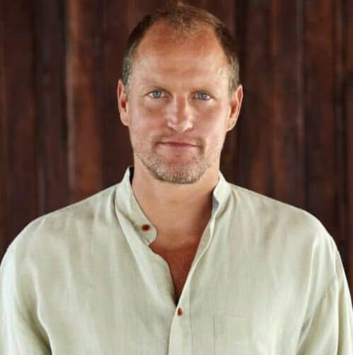 woody harrelsson hairstyles for men with receding hairlines