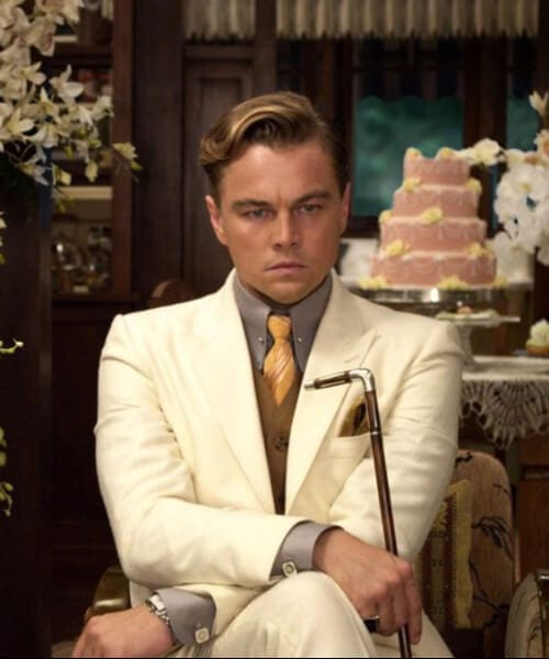 gatsby side part hairstyles