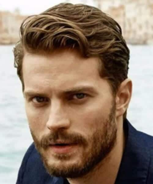 jamie dornan hairstyles for men with wavy hair