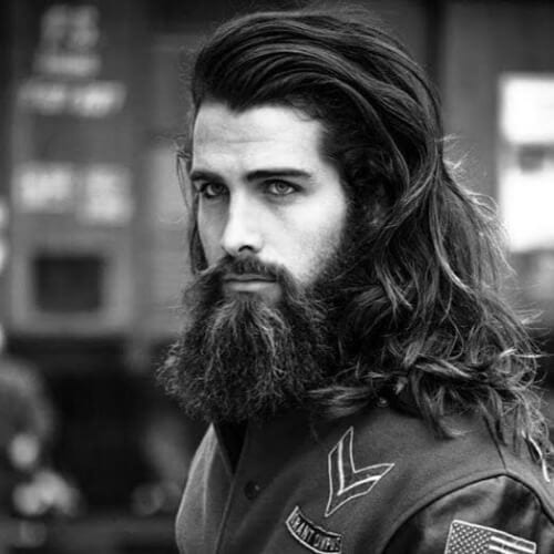50 Cool And Rugged Viking Hairstyles Obsigen