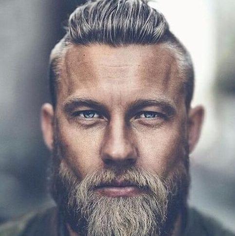 slick back viking hairstyles
