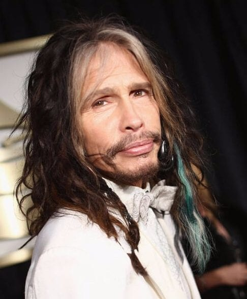 steven tyler hairstyles for men with wavy hair