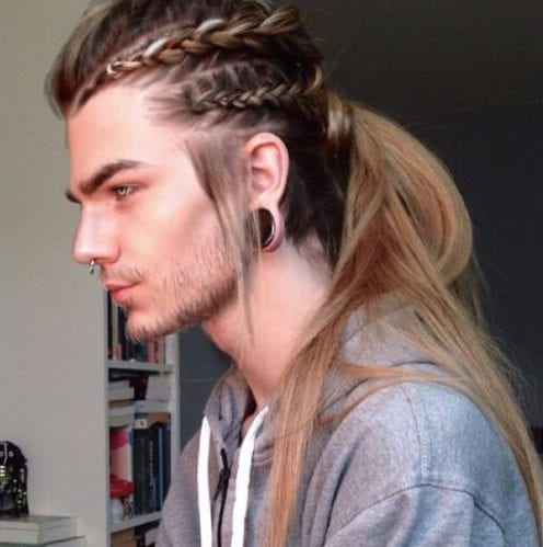 50 Cool And Rugged Viking Hairstyles Menhairstylist Com Men