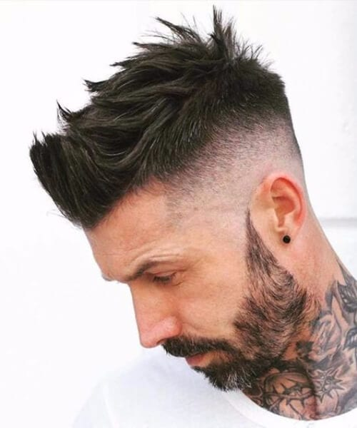 50 Cool Spiky Hairstyles for Men | MenHairstylist.com
