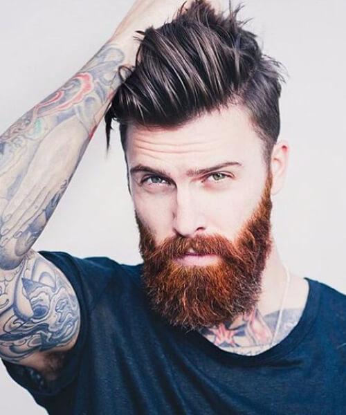 Badass Beard Styles