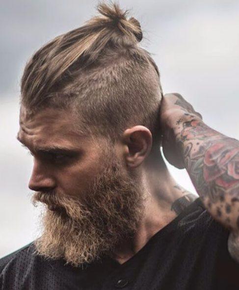 45 Trendy Undercut With Beard Styles Menhairstylist Com