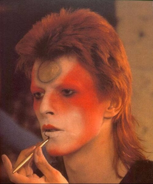 david bowie mullet haircut