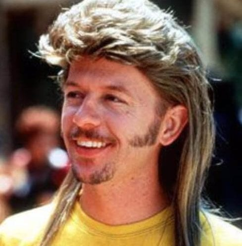 david spade mullet haircut