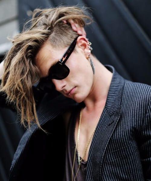 hipster mens fade haircuts