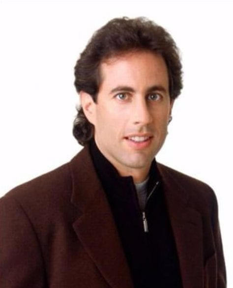 jerry seinfeld mullet haircut