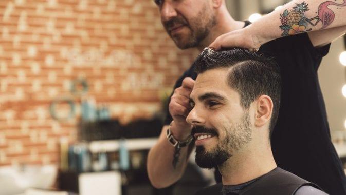 mens fade haircuts