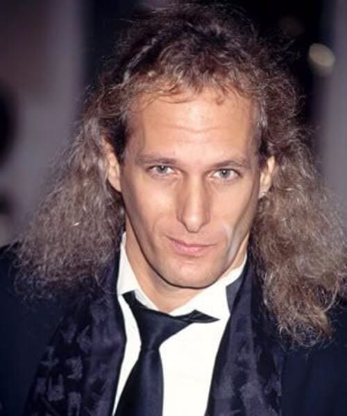 michael bolton mullet haircut