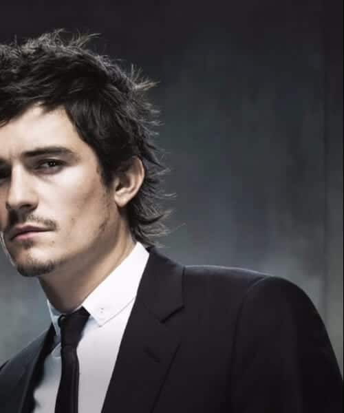 orlando bloom mullet haircut