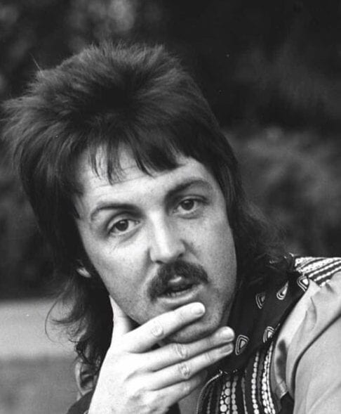 paul mccartney 70s mullet haircut