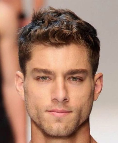 mens short curly hair styles 45 undercut with curly hair styles for 8757 | wavy undercut with curly hair e1509718267930