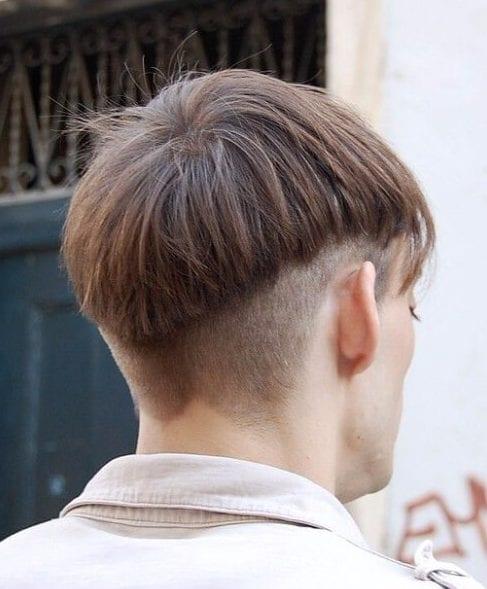 classic bowl haircut