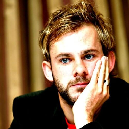 Dominic Monaghan blonde men hairstyles