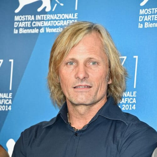 Viggo Mortensen blonde men hairstyles