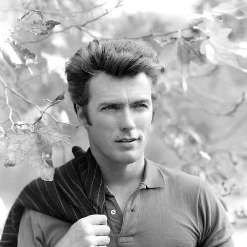clint eastwood sideburn designs