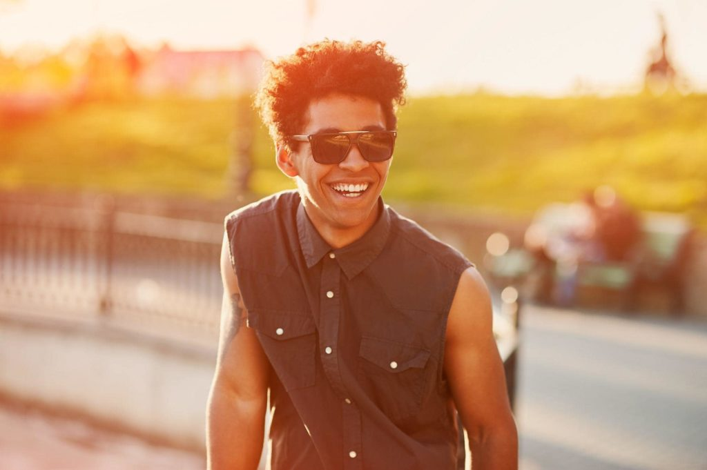 45 Playful Curly Hairstyles For Black Men Menhairstylist