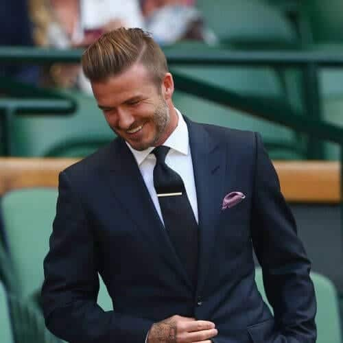 david beckham business hairstyles