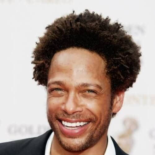 gary dourdan curly hairstyles for black men