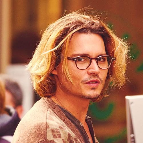 johnny depp hair style 45 inspired hairstyles 3101