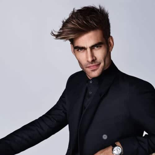 jon kortajarena business hairstyles