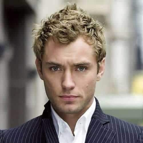 45 Hollywood Inspired Blonde Men Hairstyles