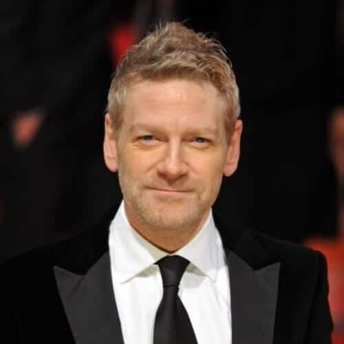 kenneth branagh blonde men hairstyles