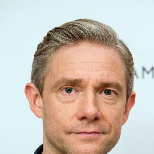 martin freeman blonde men hairstyles