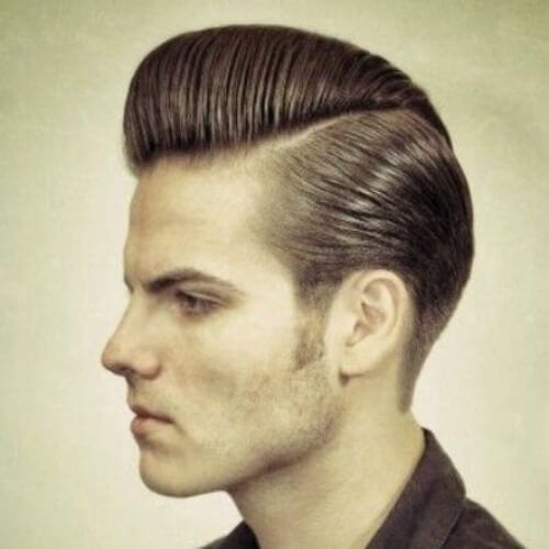 retro sideburn designs