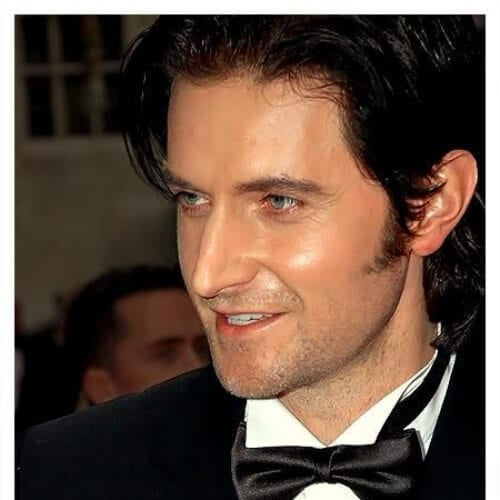 richard armitage sideburn designs