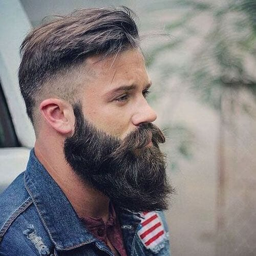 45 Stylish Bald Fade With Beard Ideas Menhairstylist Com Men