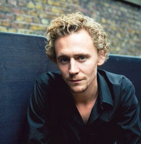 tom hiddlesotn blonde men hairstyles
