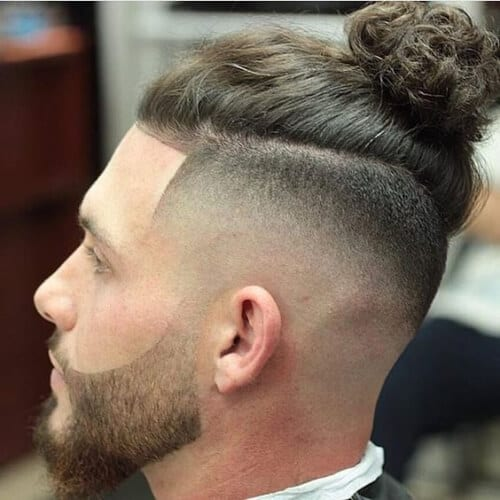 45 Stylish Bald Fade With Beard Ideas Menhairstylist