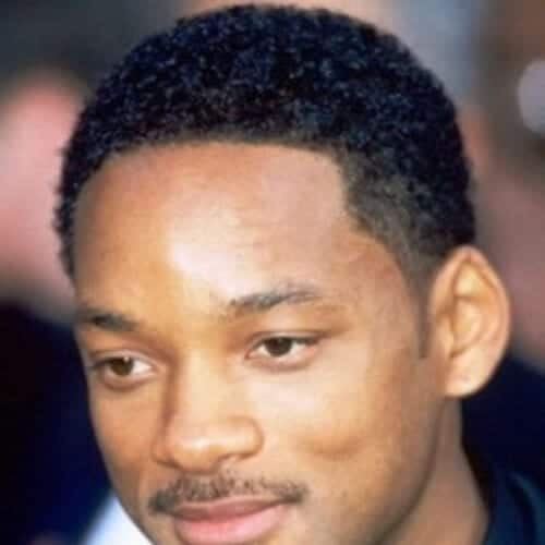 will smith sideburn designs