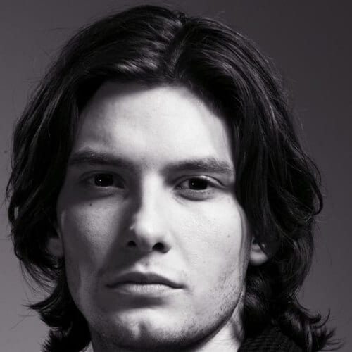ben barnes layered haircuts for men