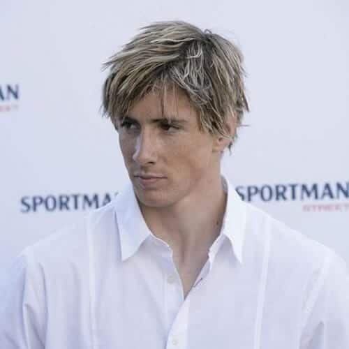 boy band fernando torres haircut