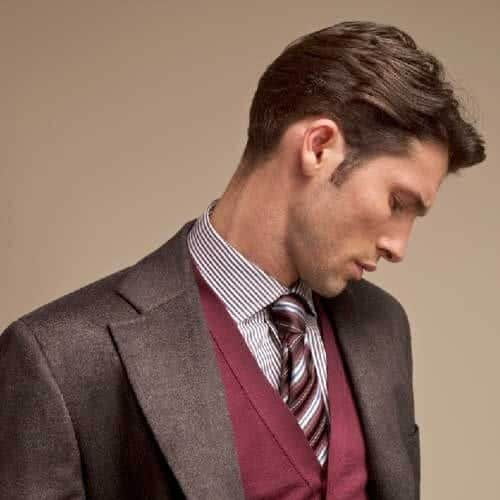 classic layered haircuts for men