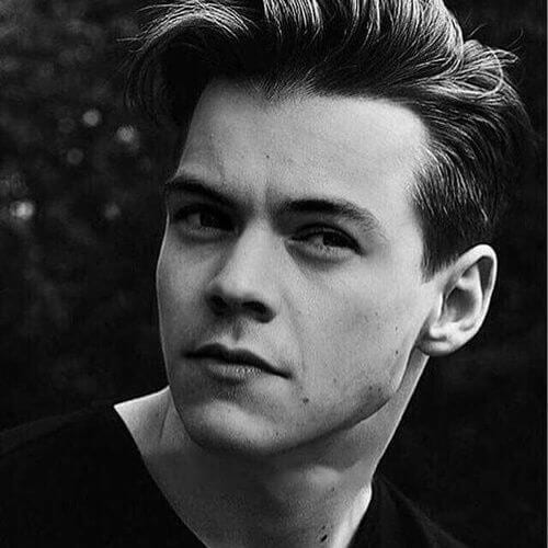 comb over harry styles haircut