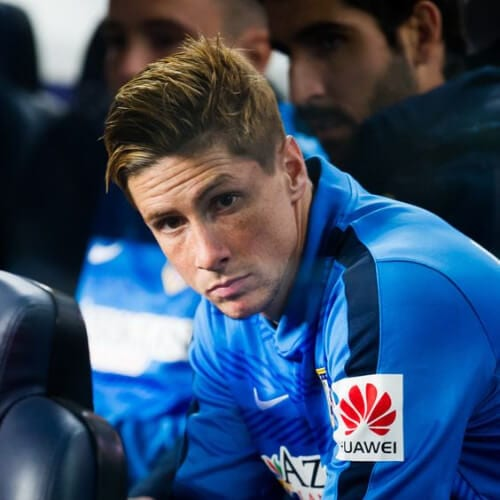 dark honey fernando torres haircut