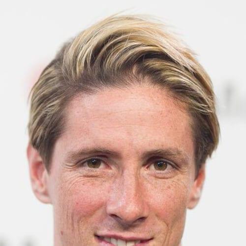 Fernando Torres Haircut 2017 - Haircuts Models Ideas