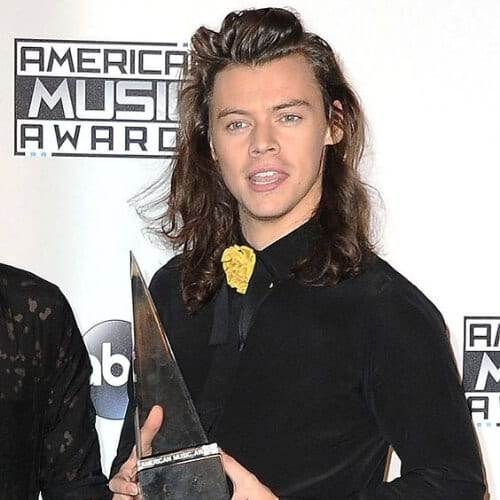 45 Harry Styles Haircut Styles For Every Direction Menhairstylist Com