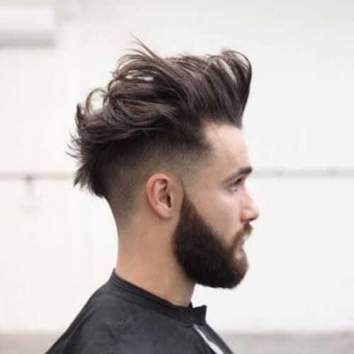 Modern Shaggy Hairstyles For Men