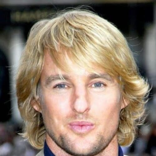 owen wilson layered haircuts for men