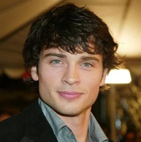 tom welling layered haircuts for men